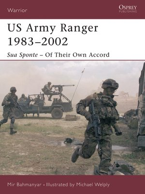 cover image of US Army Ranger 1983–2002