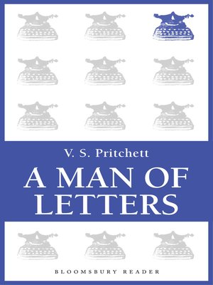 cover image of A Man of Letters