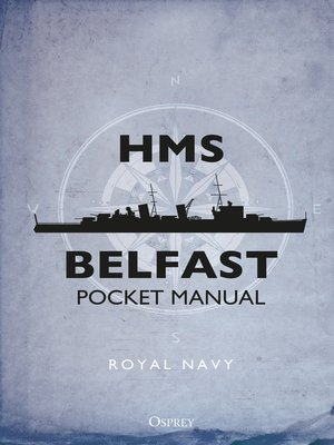 cover image of HMS Belfast Pocket Manual