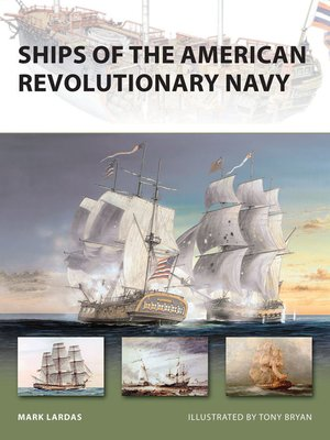 cover image of Ships of the American Revolutionary Navy