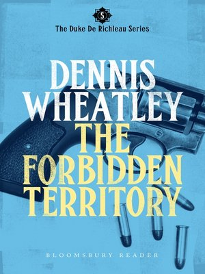 cover image of The Forbidden Territory