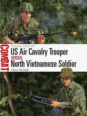 cover image of US Air Cavalry Trooper vs North Vietnamese Soldier