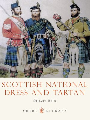 cover image of Scottish National Dress and Tartan