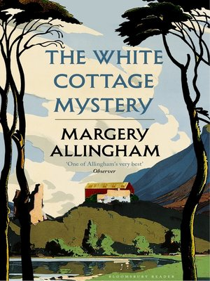 cover image of The White Cottage Mystery