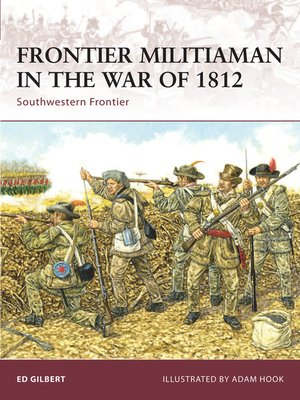 cover image of Frontier Militiaman in the War of 1812