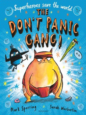 cover image of The Don't Panic Gang!