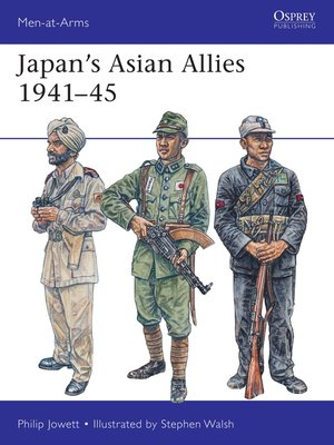 cover image of Japan's Asian Allies 1941–45