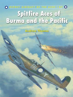 cover image of Spitfire Aces of Burma and the Pacific