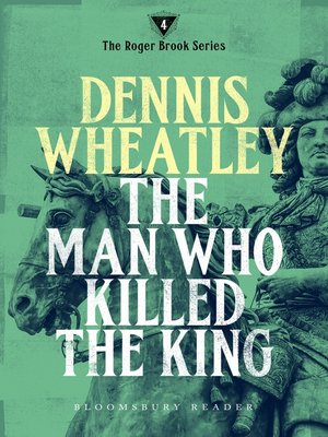 cover image of The Man who Killed the King
