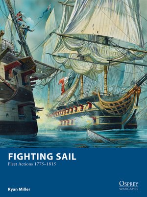 cover image of Fighting Sail