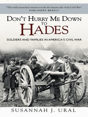 cover image of Don't Hurry Me Down to Hades