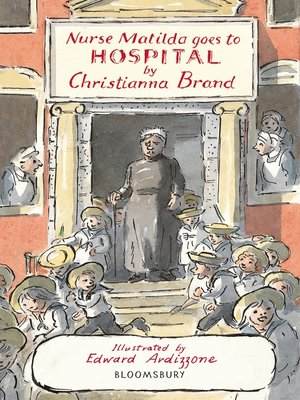 cover image of Nurse Matilda Goes to Hospital
