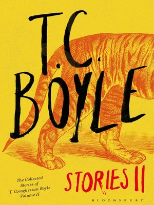 cover image of T.C. Boyle Stories II
