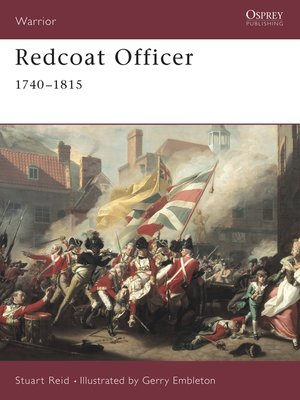 cover image of Redcoat Officer