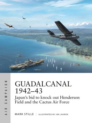 cover image of Guadalcanal 1942–43