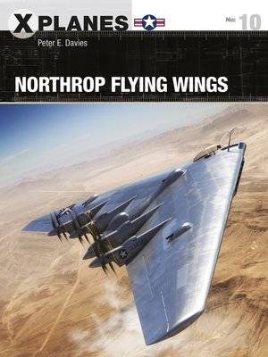 cover image of Northrop Flying Wings