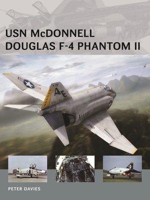 cover image of USN McDonnell Douglas F-4 Phantom II