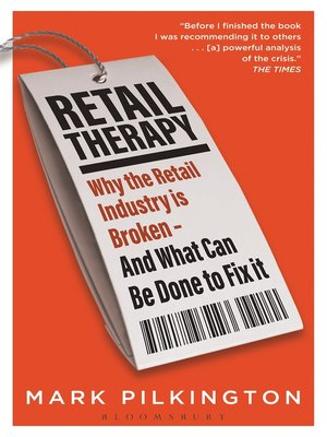 cover image of Retail Therapy