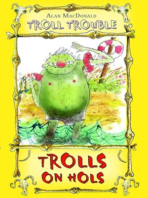 cover image of Trolls on Hols