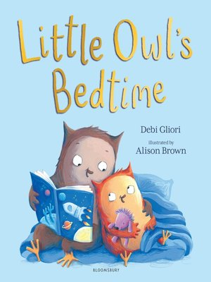 cover image of Little Owl's Bedtime