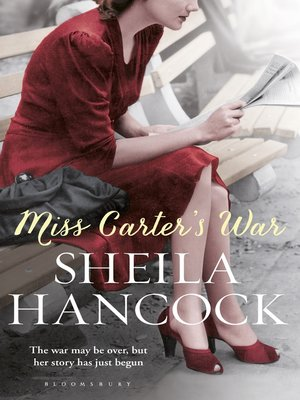 cover image of Miss Carter's War