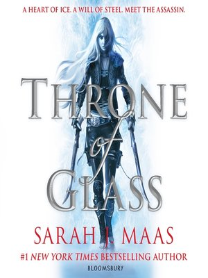 cover image of Throne of Glass