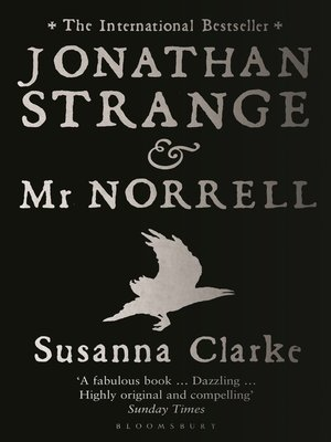 cover image of Jonathan Strange and Mr. Norrell