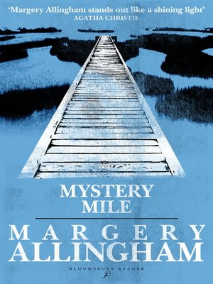 cover image of Mystery Mile