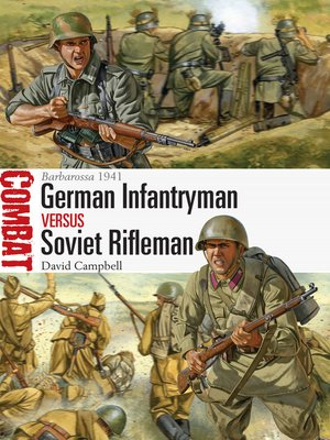 cover image of German Infantryman vs Soviet Rifleman