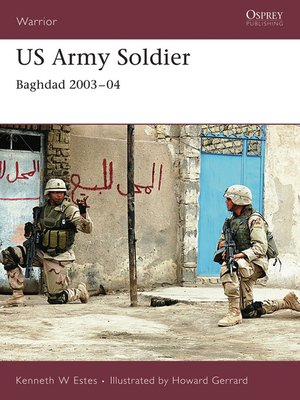 cover image of US Army Soldier