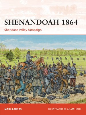 cover image of Shenandoah 1864
