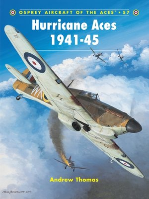 cover image of Hurricane Aces 1941–45