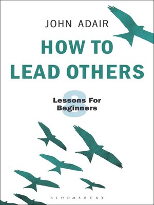 cover image of How to Lead Others