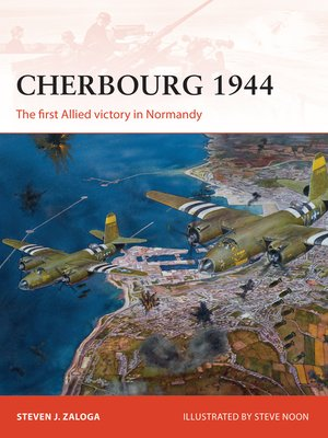 cover image of Cherbourg 1944