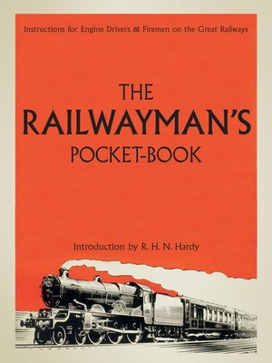 cover image of The Railwayman's Pocketbook