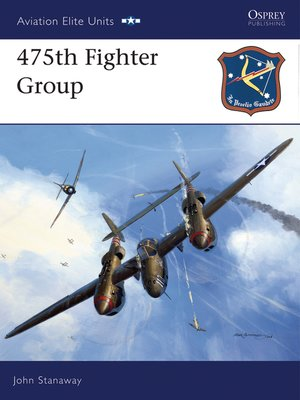 cover image of 475th Fighter Group