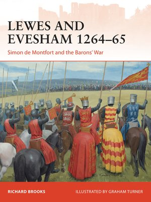 cover image of Lewes and Evesham 1264–65