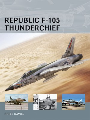 cover image of Republic F-105 Thunderchief