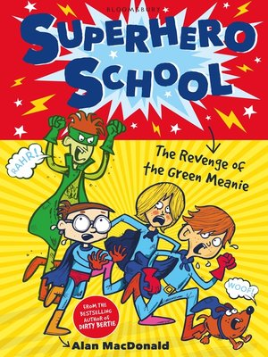 cover image of Superhero School