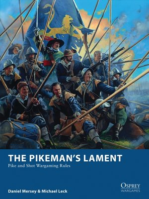 cover image of The Pikeman's Lament