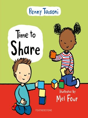 cover image of Time to Share