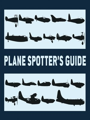 cover image of Plane Spotter's Guide