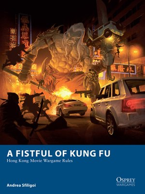 cover image of A Fistful of Kung Fu