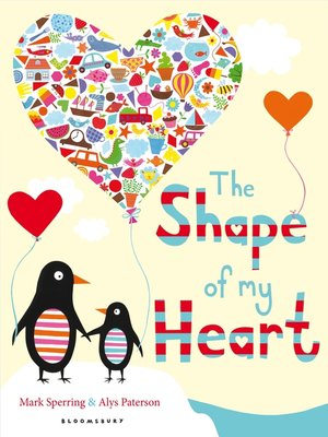 cover image of The Shape of My Heart