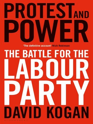 cover image of Protest and Power