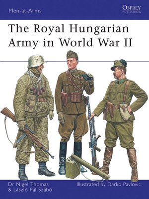 cover image of The Royal Hungarian Army in World War II