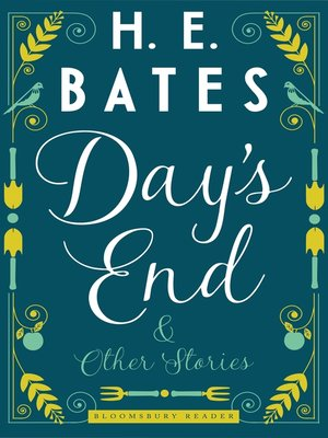 cover image of Day's End and Other Stories