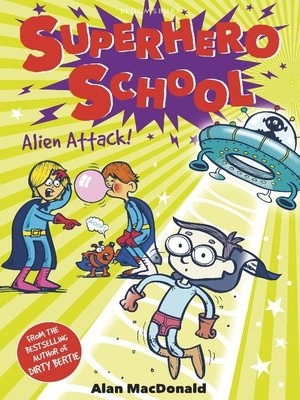 cover image of Alien Attack!