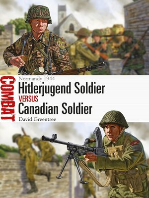 cover image of Hitlerjugend Soldier vs Canadian Soldier