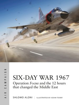 cover image of Six-Day War 1967